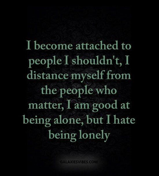 Inspirational Quotes For People Who Are Depressed: 25+ Best Lonely Quotes On Pinterest