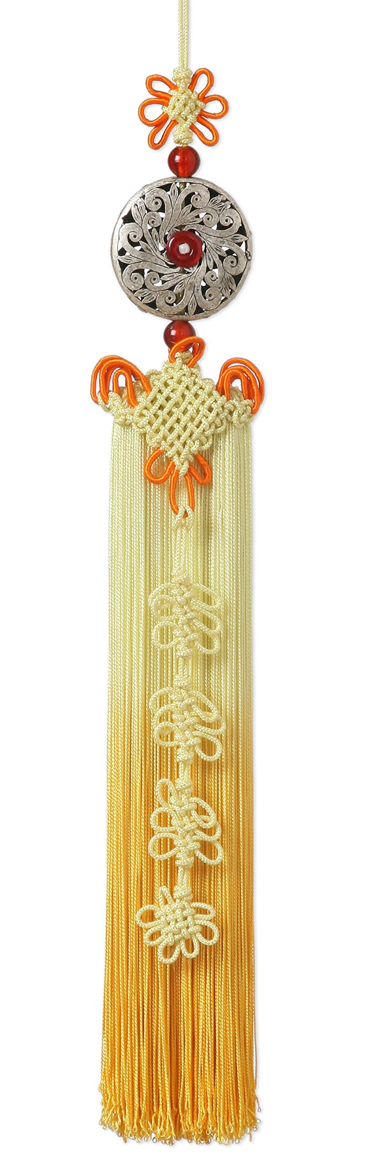 Sonjjang Korean Traditional Clothes Ornament for Women Hanbok Norigae B107 at Amazon Women's Clothing store: