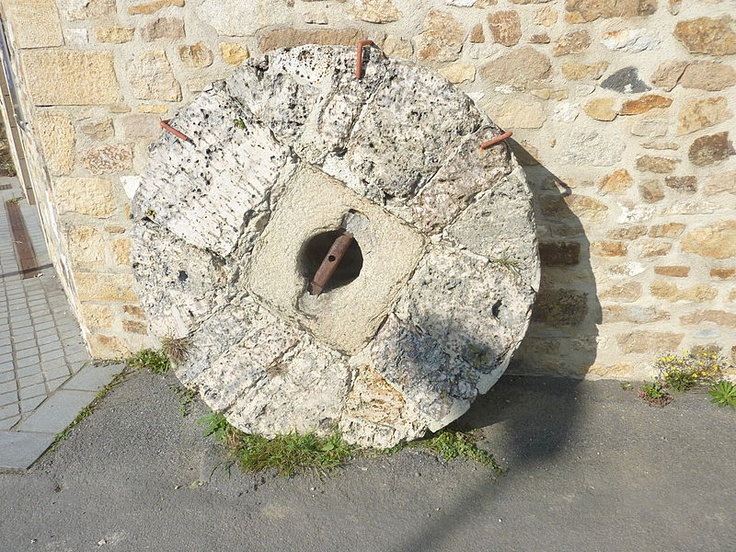 Marble Water Wheels : Best grinding stone images on pinterest
