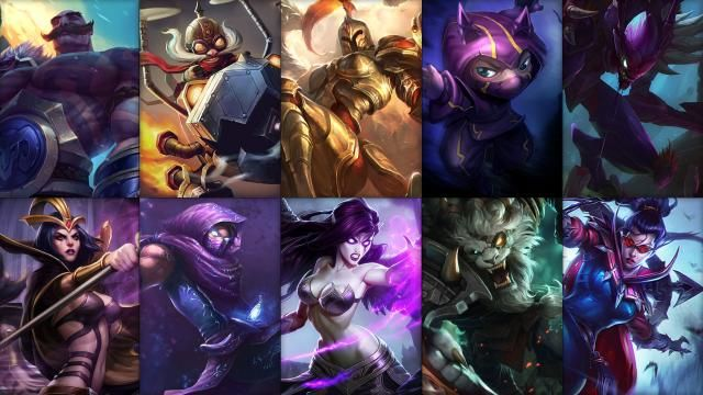 Free champion week rotation for 05-19-2015