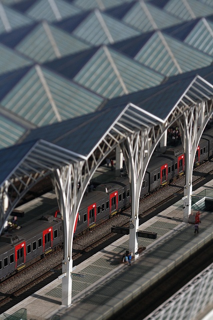 Gare de Oriente Estació Lisboa