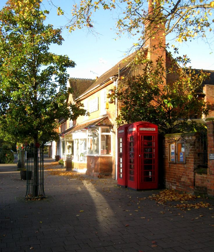 Hartley Wintney, Hampshire