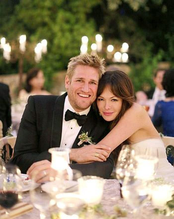 "Curtis Stone, Lindsay Price - He could cook for me anytime & I really loved her on ""Lipstick Jungle""!!"
