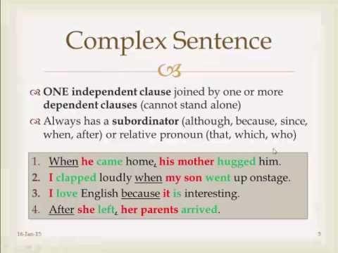 Complex feeling among ell essay