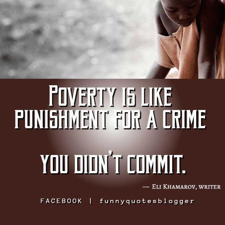 Crime and punishment essay on poverty