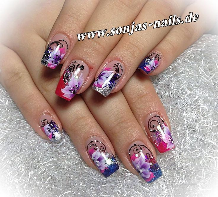 60 best nded customer nail art designs tutorial videos by nded images on pinterest germany. Black Bedroom Furniture Sets. Home Design Ideas