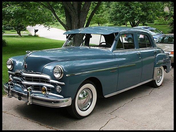 17 best images about antique cars dodge on pinterest for 1949 dodge 2 door sedan