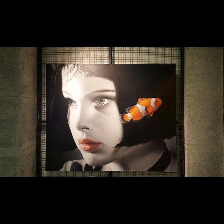 """Cömert Doğru """"Little Precious"""" 140x170cm /acrylic on canvas/2015"""