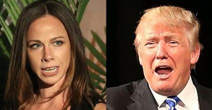 George W Bush's Daughter Just Started A Battle With The Trumps, It Got FEROCIOUS Quickly!