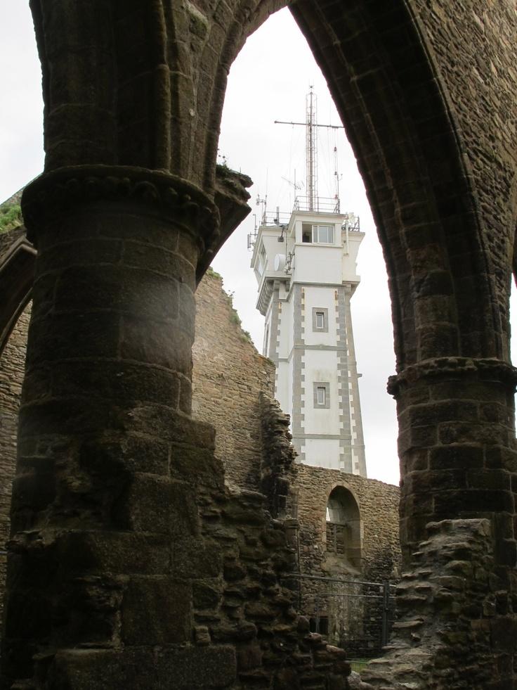 Civil symbol - Point Saint-Mathieu