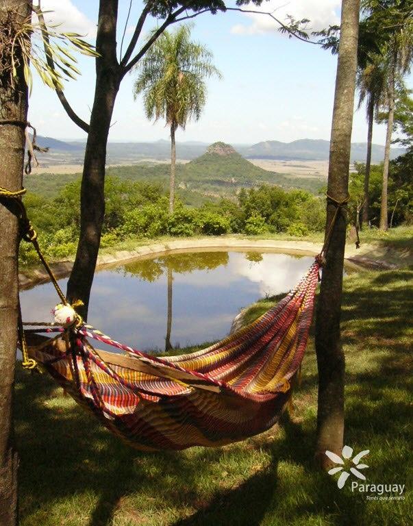 http://www.mbatovi.com.py/  ¡Disfrutá de un momento de tranquilidad rodeado de naturaleza! ¡Visitá Ecoreserva Mbatovi!   Senatur