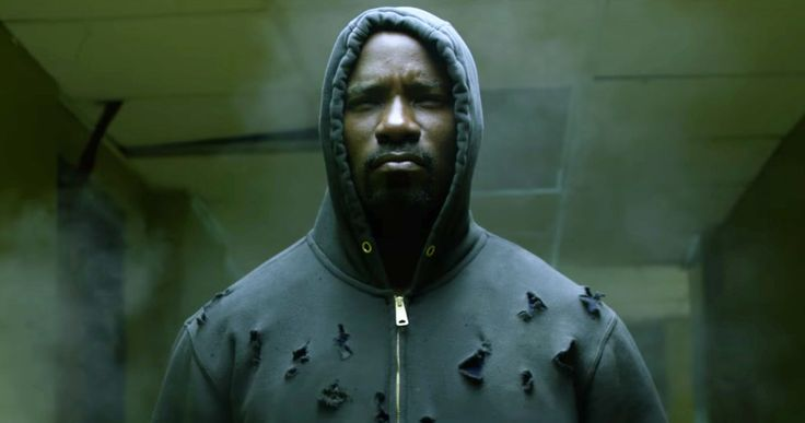 Luke Cage Season 2 Could Include Iron First, Heroes for Hire -- The showrunner for Marvel's Luke Cage recently teased that season 2 of the show could be Heroes for Hire featuring Iron FIst. -- http://tvweb.com/luke-cage-season-2-iron-first-heroes-for-hire/ - Visit to grab an amazing super hero shirt now on sale!