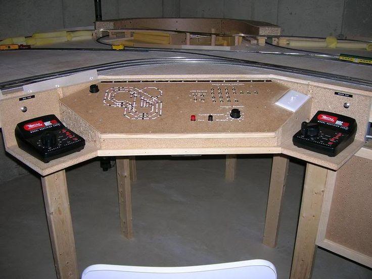 model railroad control panels images | Atlas Model Railroad Co. - Control Panel Design