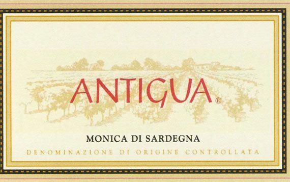 Monica di Sardegna Un buon rosso isolano