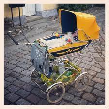 Image result for vintage kinderwagen knorr