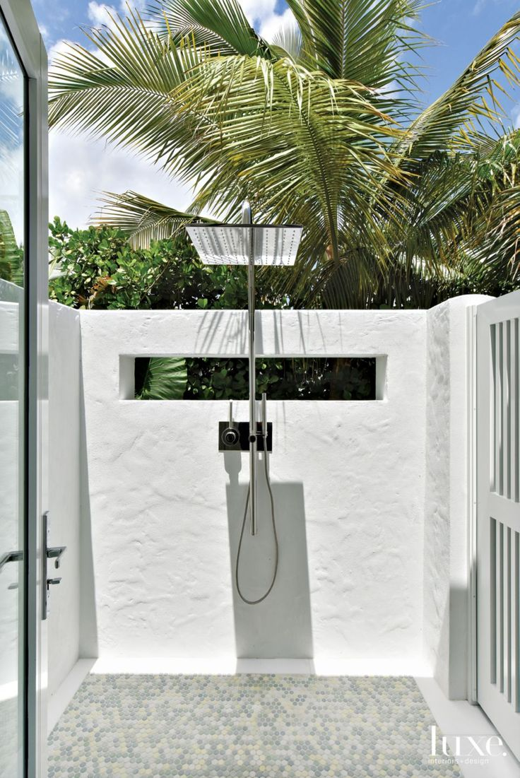 Outdoor Shower Outdoor Showers Pinterest Outdoor