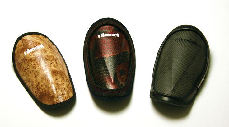 Wood-Snake-Stealth Carbon/Aramid shin pads