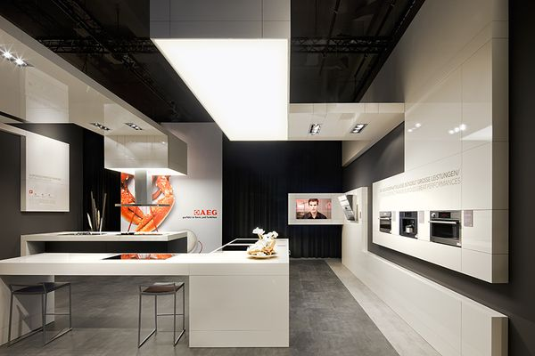 reinforced brand relaunch | electrolux by D'art Design Gruppe , via Behance