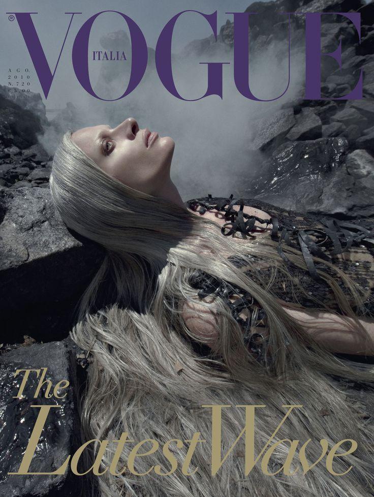 cool As 5 capas de revistas mais polêmicas já publicadas pela revista Vogue  [Covers]