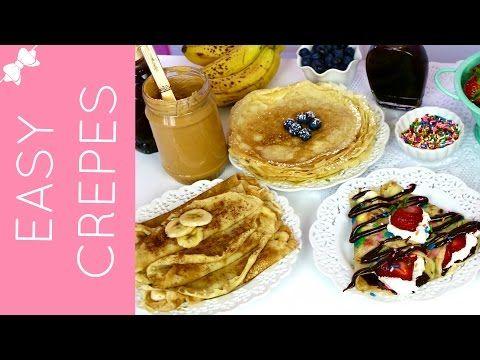 Easy Pancake Mix Crêpes (Classic, Savory & Sweet)   Lindsay Ann Bakes   Bloglovin'