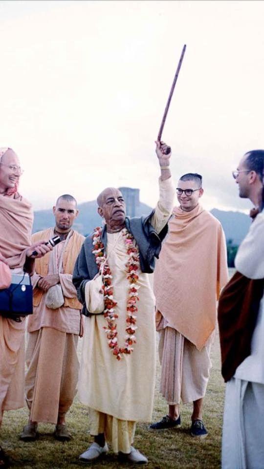 All Glories to our Beloved Spiritual Master Srila Prabhupada Ki Jaya!