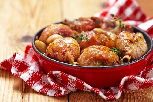 Pikantní kuře na kysaném zelí | Recepty | KetoDiet CZ