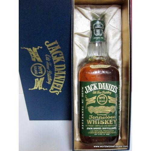 jack daniels green label | Jack Daniels Green Label Fake Seal / 40%
