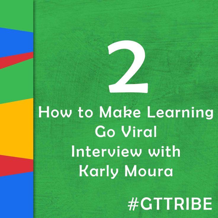 Google Teacher Tribe Podcast   Episode 2 Karly Moura   Shake Up Learning