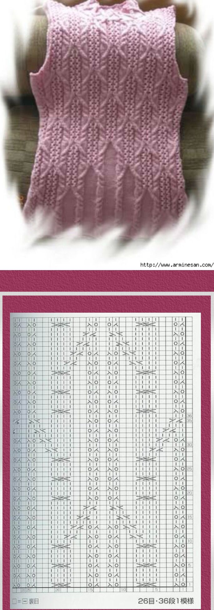 cable knitting pattern