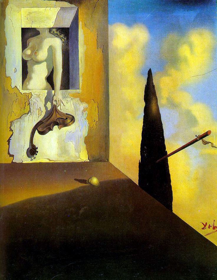 a study of the life and accomplishments of salvador dali Portrait of lucia (1918) salvador dali was a natural born artistic genius who's body of work continuously changed during his life in the 2oth.