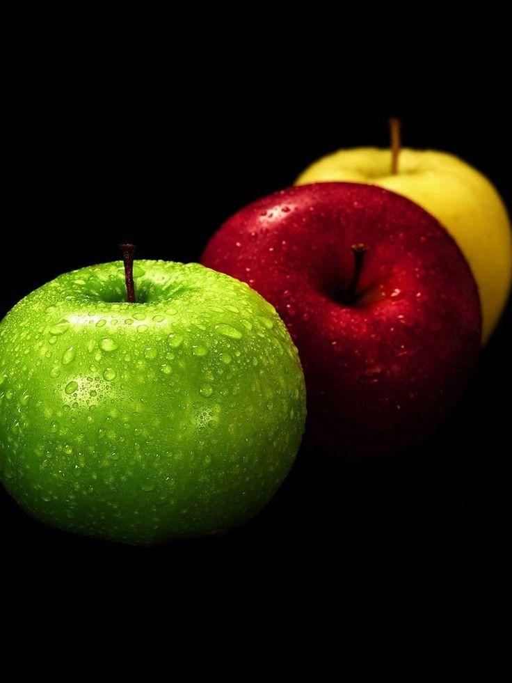 I love apples!