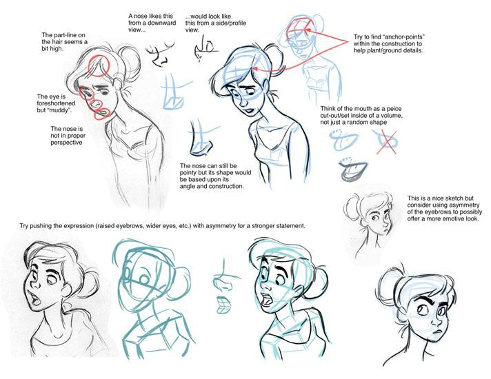 Cartooning Character Design Sherm Cohen Pdf : Best sketches how made tutorial images on