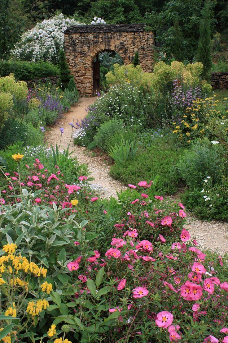 34 Best Blue Yellow Planting Scheme Images On Pinterest Flower  # Bordure De Jardin Green Park