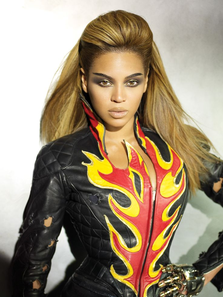 beyonce | beyonce blonde hair with front bump hairstyle featured