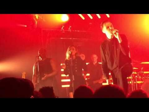 Hurts - Nothing Will Be Bigger Than Us Live @ Atelier Luxembourg 15-02-2016