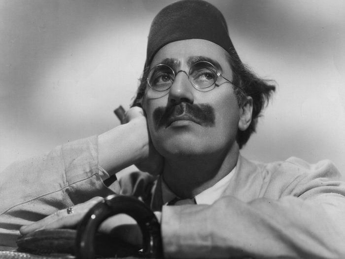 Groucho Marx Spared No One — And His Biographer Isn't Pulling Punches, Either.