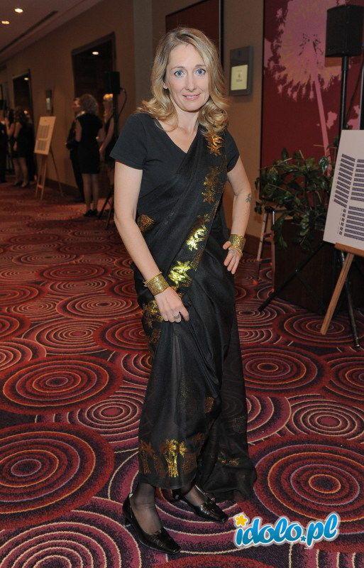 Beata Pawlikowska- Telekamery 2010 - modowe wpadki gwiazd