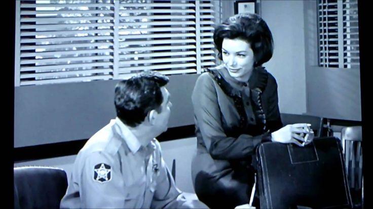 Don Knotts LAST scene as Deputy Barney Fife on The Andy Griffith Shoiw - YouTube