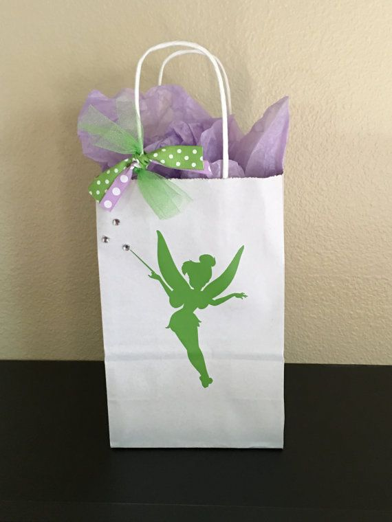 Tinkerbell party bags