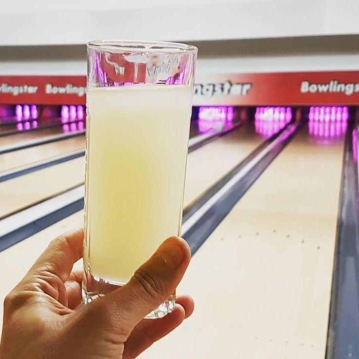 Bowling made in Marseille. #pastis #event #events #ricard #marseille #igersmontpellier #bowling #instadrink #drink #montpellier #yummy #allezlom #friends