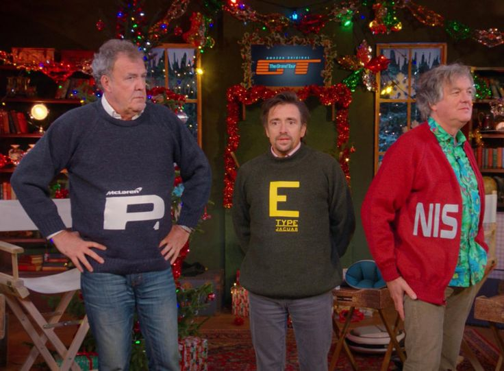 Grand Tour sweaters