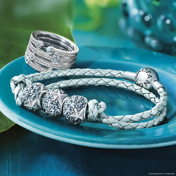 Hello, Summer! From leather wraps to colourful seaside charms, you'll be on-trend with your #PANDORAstyle this season.
