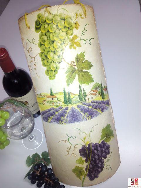 300 Best Teules Pintades Decorades Images On Pinterest