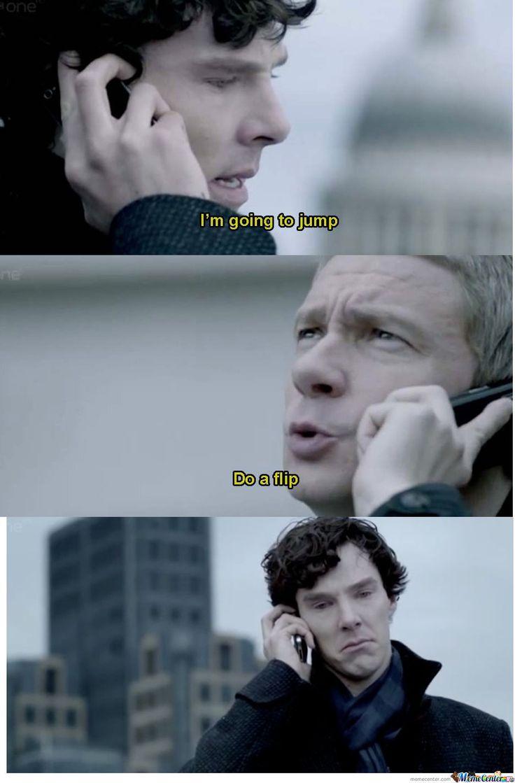 sherlock holmes memes | Sherlock - Meme Center