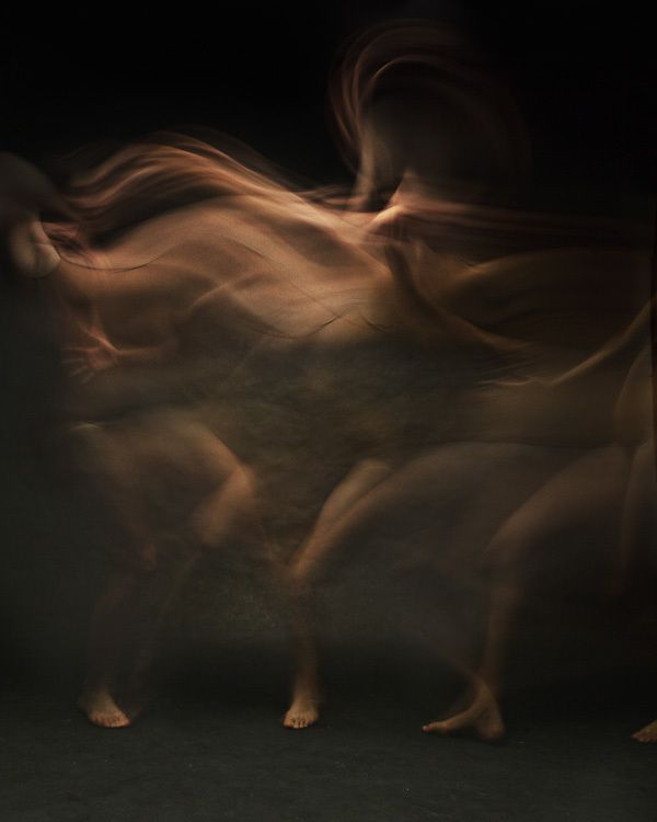 "Dancers are admired for the way they move. Fluid and graceful, they are often seen twirling and spinning across an open stage. Photographer Bill Wadman wanted to capture these movements, but in an unconventional way. Instead of taking boring still shots, he decided to go with long-exposures, allowing us to track the movements of these modern-day ballerinas. Here's what one of the dancers had to say: ""This past month, I was fortunate enough to be in some fantastic photos for photographer Bill…"