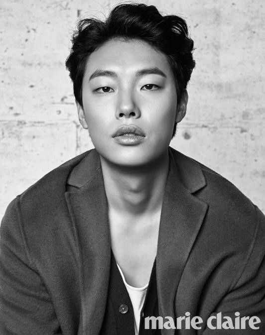 Ryu Jun Yeol Poses for Marie Claire Magazine | Koogle TV