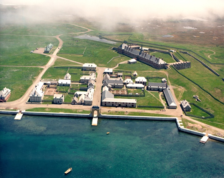 The Fortress of Louisbourg -- National Historic Site