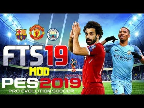FTS mod PES 2019 Android Full HD Graphic Download | Stuff to buy
