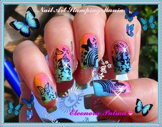 415 best pueen stamping nail images on pinterest pattern pueen 39 prinsesfo Choice Image