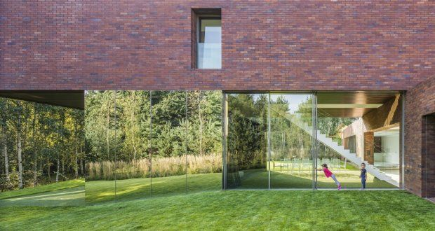 Living-Garden House, Katowice
